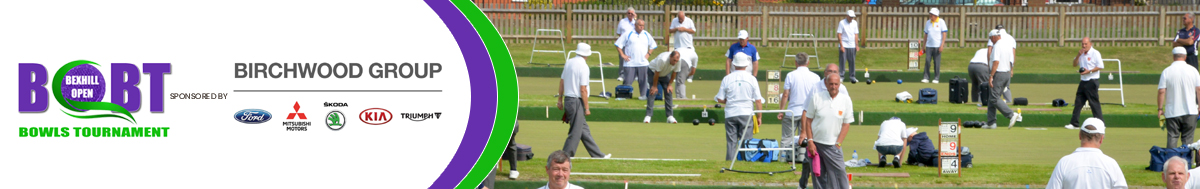 The Bexhill Open Bowls Tournament